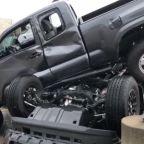Tornado flattens Jefferson City car dealership