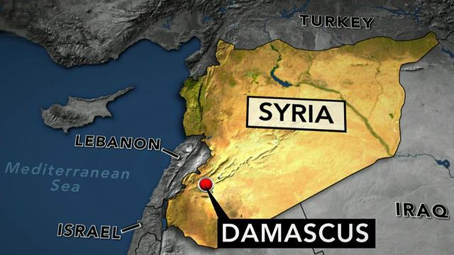 Syrian official:
