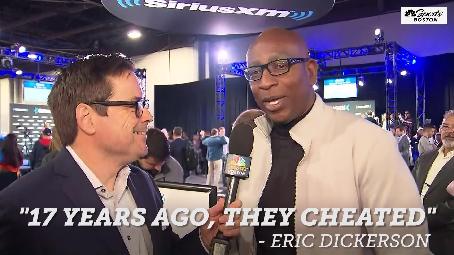 Eric Dickerson: Patriots cheated against the Rams 17 years ago