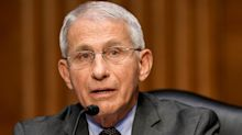 Fauci opened up about the hate mail he receives, with people calling him Hitler and sending death threats to his wife and daughters