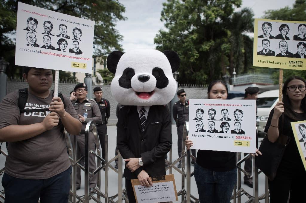 china human rights fact sheet