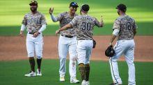 Padres end MLB playoff wait, Yankees clinch postseason spot