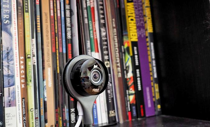 Nest Cams can automatically detect your doors