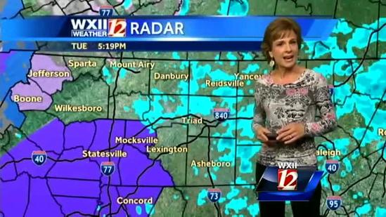 Lanie: Cold temps to hang around