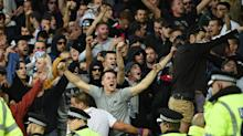 Europa League: Uefa to probe crowd disturbances during Everton's win over Hajduk Split