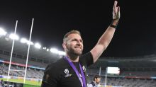 Read honoured for services to NZ rugby