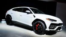 Lamborghini's Urus SUV will also be its first hybrid