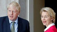 """Johnson """"enttäuscht"""" über mangelnden Fortschritt in Verhandlungen mit EU"""
