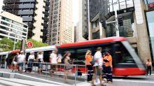 La nueva línea de tren ligero construida por Acciona comienza a operar en Sídney