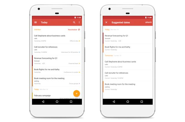 Todoist uses AI to suggest deadlines for your tasks