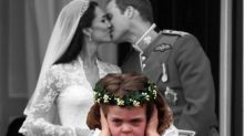 Remember the 'grumpy bridesmaid' from the 2011 royal wedding?