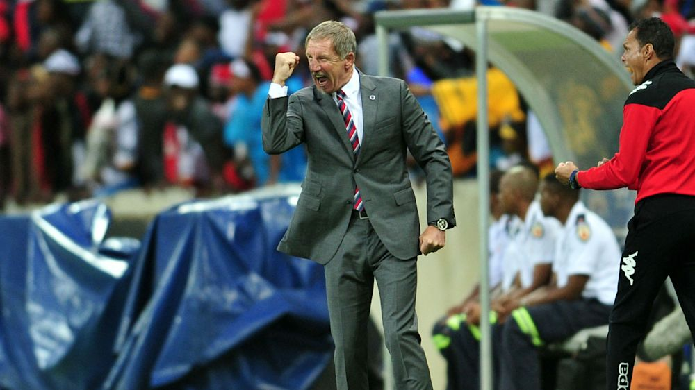 SuperSport United 4-2 Cape Town City: Citizen's title hopes virtually over