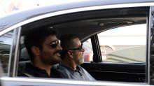 George Michael's ex Fadi Fawaz arrested on suspicion of criminal damage to late singer's mansion