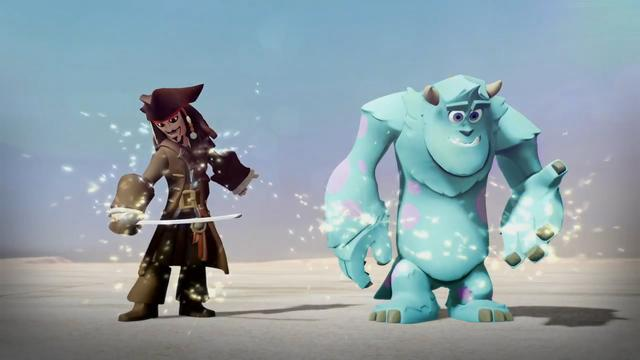 Disney Infinity GDC Demo: Freedom and Opportunity to Create