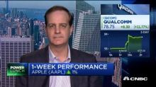 Intel was unlikely to come through for Apple, says Wolfe Research's Milunovich