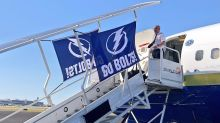 Devils arrive in Tampa Bay to masterful troll job