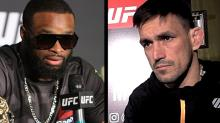 Tyron Woodley vs. Demian Maia Marks UFC 214's Third Title Fight