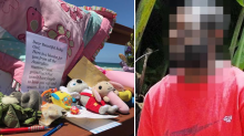 Police believe baby found on Surfers Paradise beach died at the hands of her father