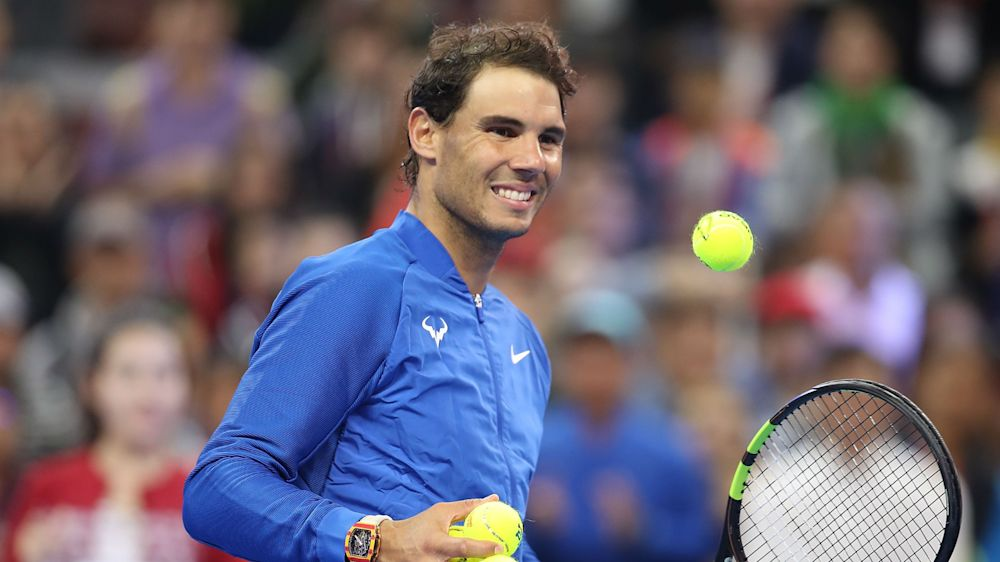 Nadal sets up Isner quarter-final, Zverev too good for Fognini