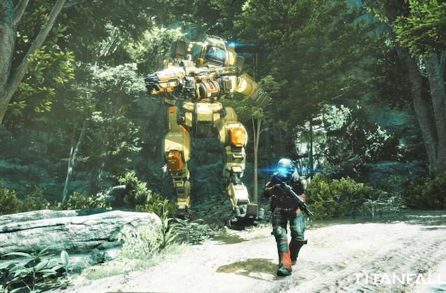 EA acquires 'Titanfall' studio Respawn