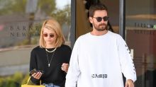 Scott Disick and Sofia Richie Become Instagram Official
