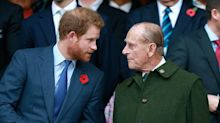 """Prince Philip Has """"Walked Away"""" From Prince Harry"""