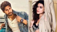 Varun Dhawan Drops a Covid-19 Reminder on Kriti Sanon's Romantic Musings
