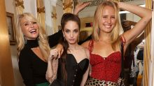 Christie Brinkley Looks as Youthful as Her Daughters Sailor and Alexa Ray While Out in NYC
