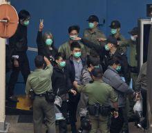 Hong Kong democracy activists' court hearing enters 4th day