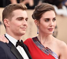 Alison Brie Talks Allegations Against Brother-In-Law James Franco At SAG Awards