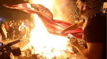 """Así vive EE.UU. por sexto día consecutivo """"los peores disturbios desde la muerte de Martin Luther King"""""""
