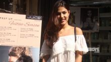 Rhea Chakraborty Makes A Comeback On Instagram With Women's Day Post For Her Mother; Refers To Her As, 'My Faith'