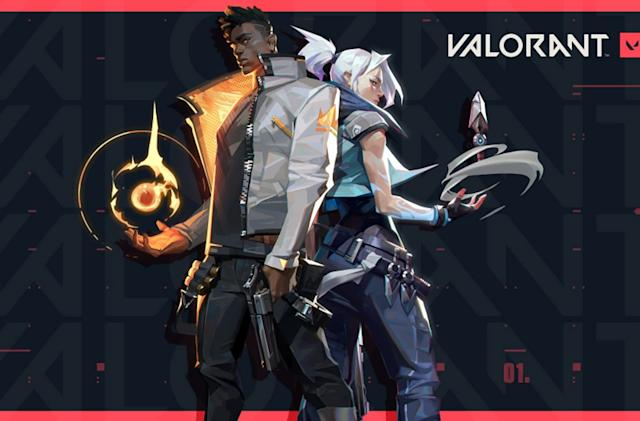 Riot's competitive hero shooter 'Valorant' enters closed beta next week