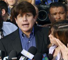 Ex-Gov. Blagojevich returns to Chicago, maintains innocence