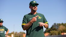 A's bench coach apologizes for apparent postgame Nazi salute, says it wasn't intentional