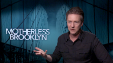 'Motherless Brooklyn' interview: Edward Norton on the current cinema landscape
