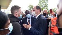 """""""Il faut aller vers les gens, les convaincre"""": en Seine-Saint-Denis, Castex exhorte à la vaccination"""