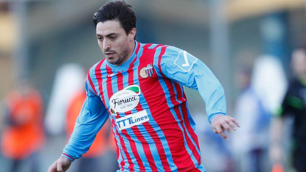 """L'ex Catania Alvarez si racconta: """"Grazie al calcio mi sono salvato"""""""