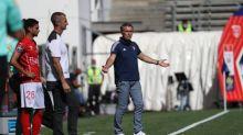 Foot - L1 - Brest - Olivier Dall'Oglio (entraîneur de Brest): «Certains se sont cachés»