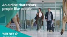 WestJet stands out from the herd in latest advertising campaign