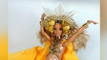 Beyoncé Gets Her Own Pregnant-at-the-Grammys Doll