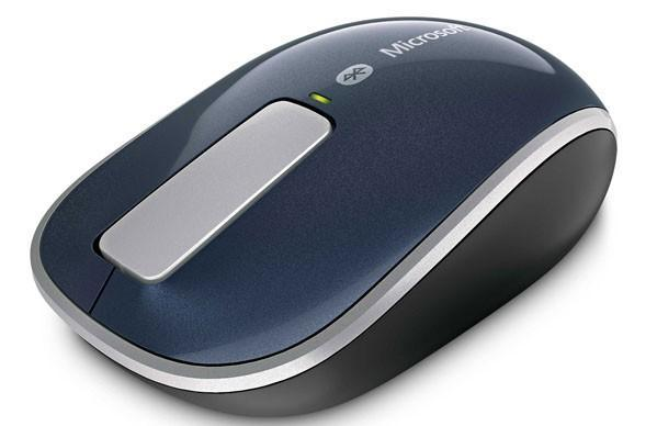 Microsoft outs Bluetooth-enabled Sculpt Touch Mouse, matching Sculpt Mobile Keyboard