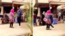 Expulsan a una estudiante en Egipto por abrazarse con su novio tras darle el 'sí quiero'