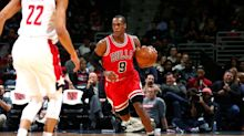 After 'bulls***' benching, Rajon Rondo is -- for now, at least -- back with the Bulls