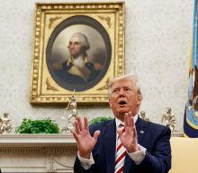Trump promotes claim that he is 'King of Israel' as Jewish people tweet #DisloyalToTrump