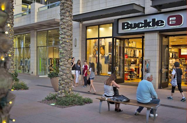 Hackers stole credit card data from Buckle stores' cash registers