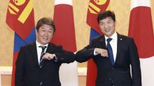 Japan, Mongolia to cooperate on 'Free and Open Indo-Pacific'