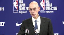 Chinese state media warns Adam Silver could face 'retribution'