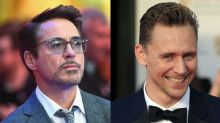 Robert Downey Jr Ribs Tom Hiddleston Over Taylor Swift