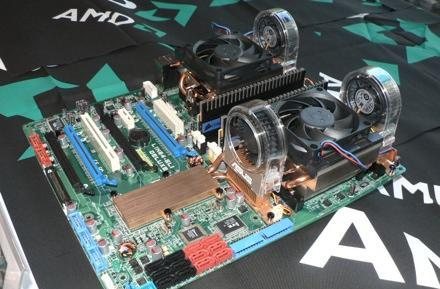 "Here comes Quad FX: AMD's 4x4 platform gets ""official"""